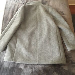 J. Crew Jackets & Coats - J. Crew Cocoon Coat Medium in Gray